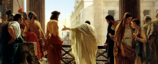 "Pilate's Question, ""What Is Truth?"""