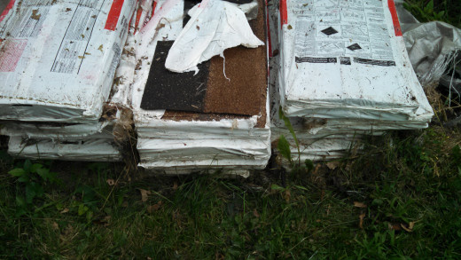 Sell Anything on Craigslist- I sold this pile of shingles for $300!