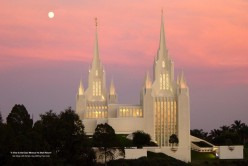 Each temple is dedicated as a house of the Lord Jesus Christ, a place of holiness and peace, set apart from the world.