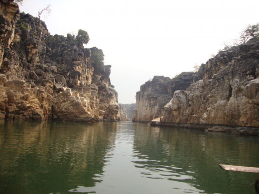 Marble Rocks Boating Area