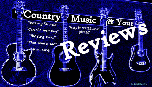 Write, Read, or Post a Country Music Review