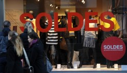 The 2015 winter sales in France start january 7