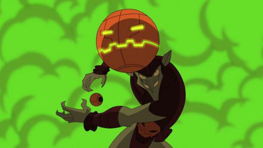"""Goblin gas! Get down!"""