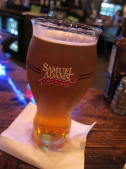 Beer Tasting: Sam Adams Cherry Wheat