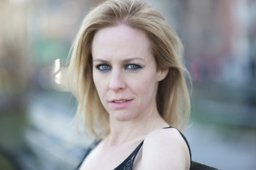 Amy Hargreaves stars in Blue Ruin