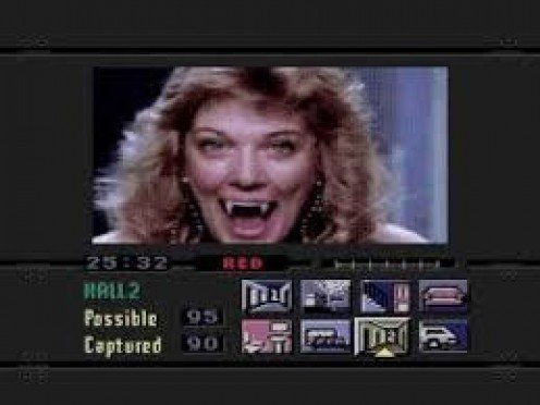 Night Trap was a horror video game that was partially responsible for the ratings system and it was the first rated M video game.