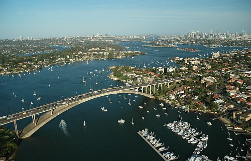 Sydney's waterways, Sydney Harbour, The Hawkesbury Estuary,Port Hacking - Terrific boating areas and open to all.