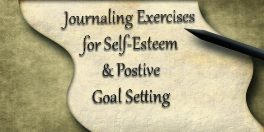 Journal exercises to improve confidence and help with setting and reaching life-enhancing goals.