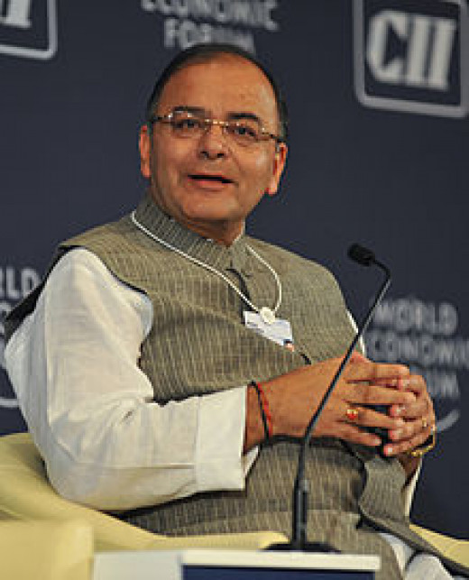 Arun Jaitley Suspects a Palace Coup