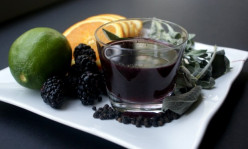 Burnt Sage Sangria