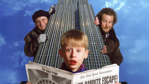 Home Alone 2: Lost in New York Top Family Christmas Movies
