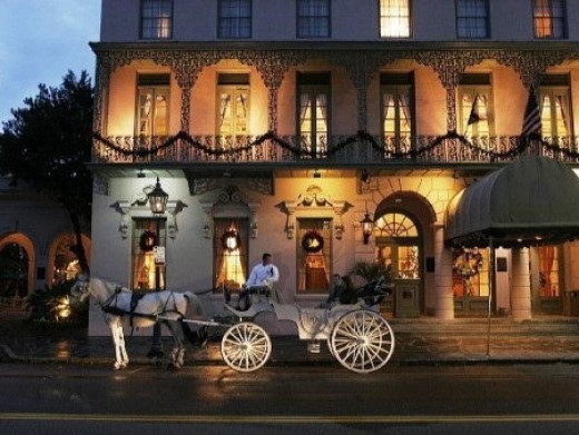Horse and Carriage in Charleston