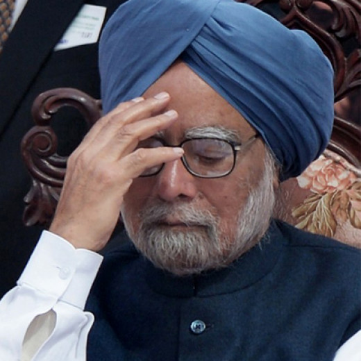 Manmohan Singh's Week-kneed Policy on Kashmir