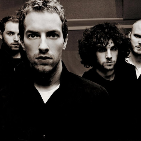 Regarded as the world's best alternative band by music critics, Coldplay