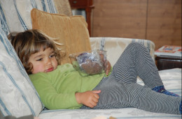 Even children need to get up and move around to avoid weight gain and establishing bad health habits.
