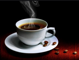 Coffee:  Scientists can't decide if it is good for a person or not.