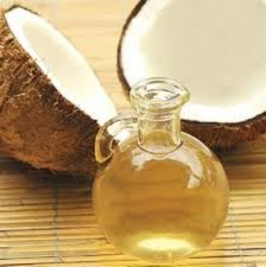 Coconut oil has been found to be  effective in losing weight