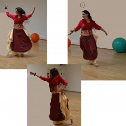 Recommended Tribal Bellydance Combinations DVD