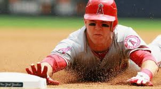 Mike Trout's efforts have helped the Angels to the top of the rankings.