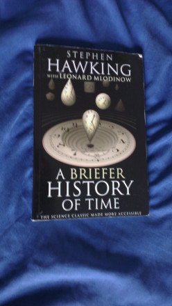 Book Review: Stephen Hawking, A Briefer History Of Time