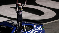 Richmond race to be the purest form of checkers or wreckers