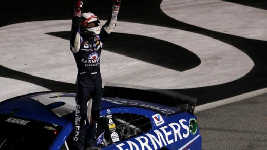Kasey Kahne punched his Chase ticket at Atlanta. Who will do likewise at Richmond?