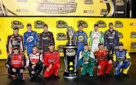 Which drivers will be in this year's picture come Saturday night?