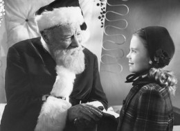 Best family Christmas movies. Miracle on 34th Street