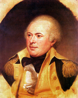 James Wilkinson, 5th Commanding General of the United States Army