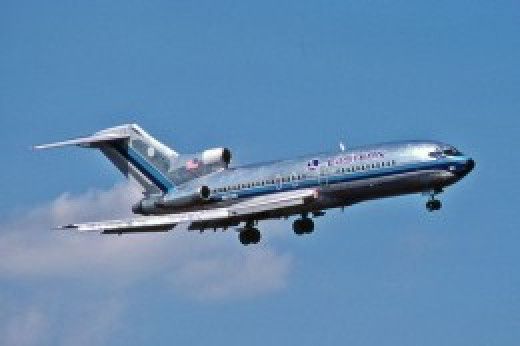 Eastern Airlines 727