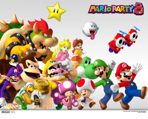 Mario Party 8 (2007)