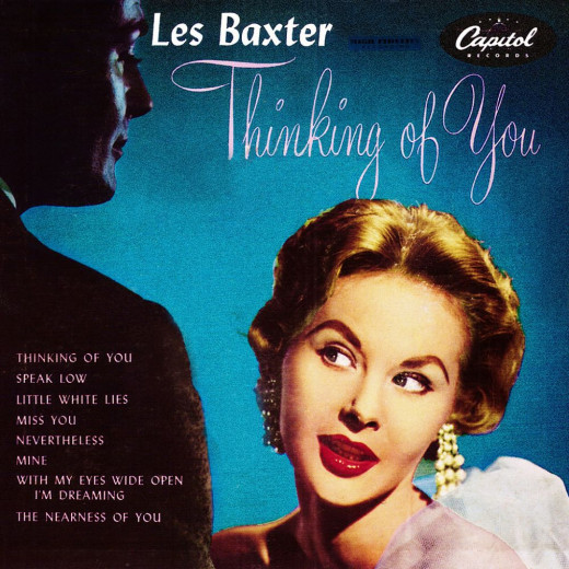 Romantic melodies stay with us through the years, but musical styles change frequently, and with the changes come a need for orchestral interpretations that are fresh and new phrased as this moments' love affair. Les Baxter had extraordinary talent.