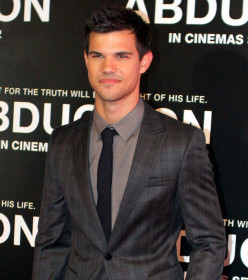 Taylor Lautner Hairstyle Ideas
