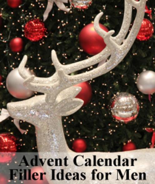 Mens Advent Calendar Ideas : Ideas for advent calendar fillers