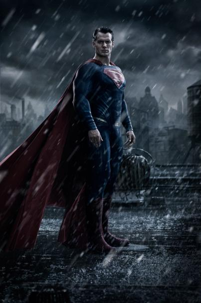 Newest poster from Batman v Superman