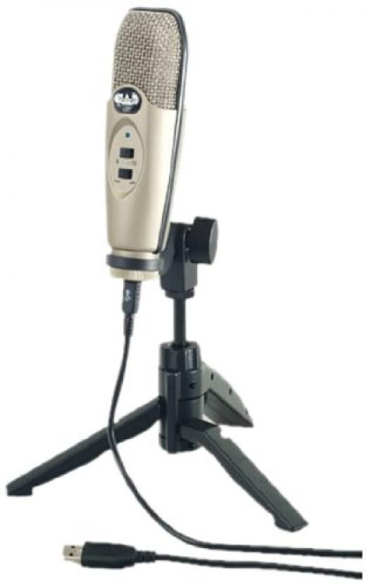 CAD U37 Studio USB Mic