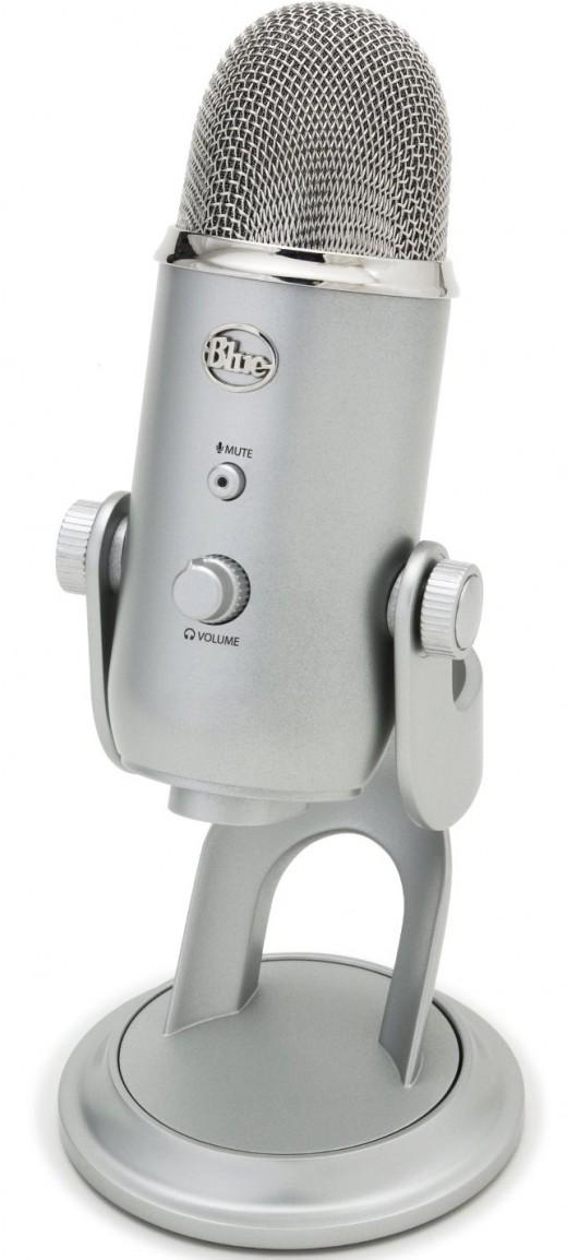 Blue Microphones Yeti USB Mic