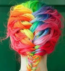 Imaginative, beautiful color use