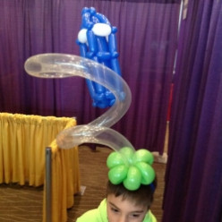 The Fun of Balloon Hats