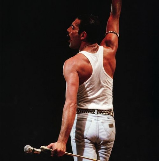 Freddie's Castro Clone look
