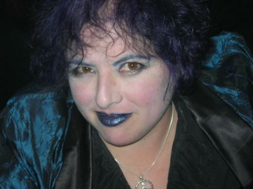 portrait of Relache, 2011 Vampire Masquerade Ball