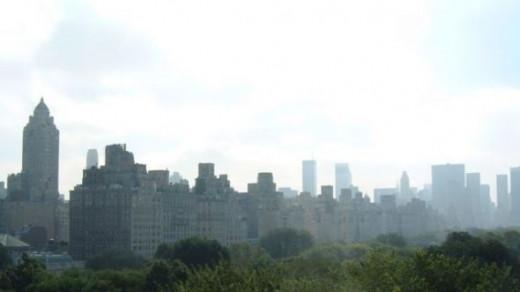 NY Skyline, photo by Relache