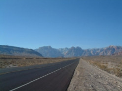 The Great On-Going Nevada Road Trip