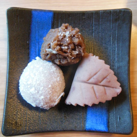 December wagashi