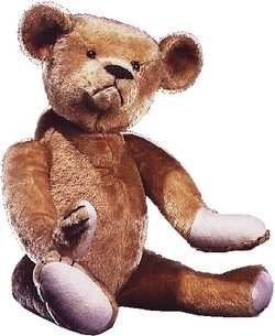 The First Teddy Bear (1903)