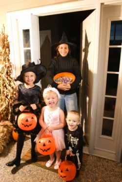 Safe Halloween Decorations