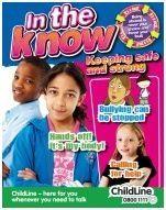 NSPCC booklet for children