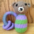 Free Crochet Baby Rattle Patterns