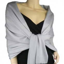 Elegant Silk Pashmina Scarves, Wraps and Shawls