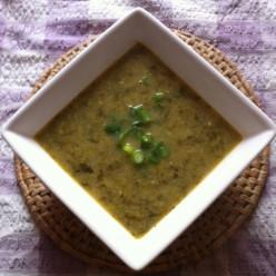 Luscious Lettuce soup